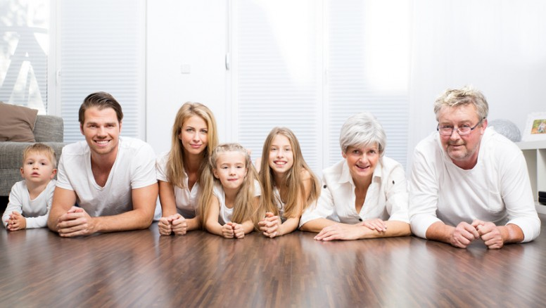 big modern family